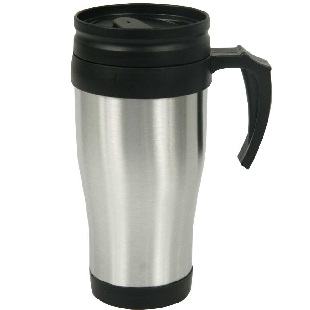 Travel Mug Adds Expediency to Travel