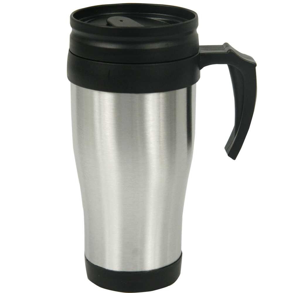 Travel Mug Adds Expediency to Travel
