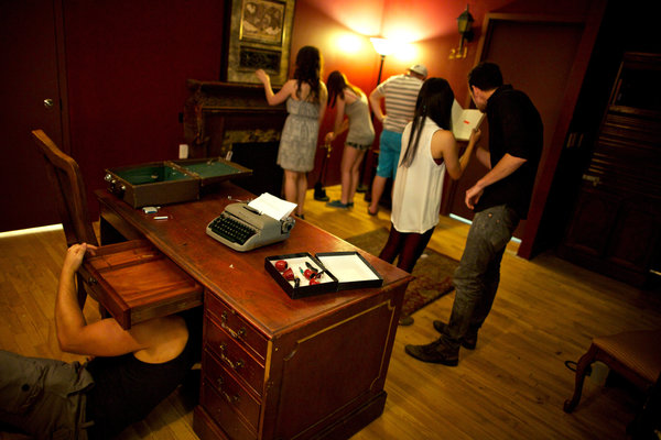 Escape Rooms Unlock a New Entertainment Market